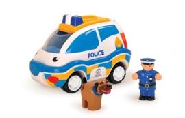 Charlie le policier et son chien