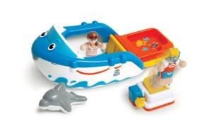 Danny et son bateau