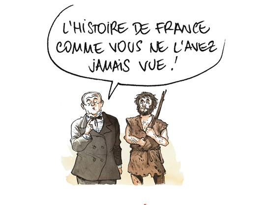 histoire de France en BD