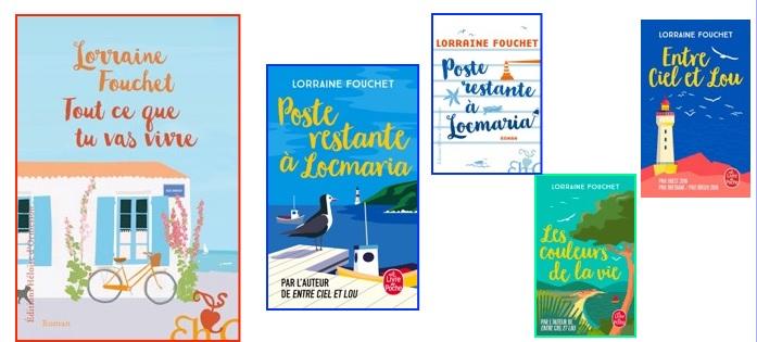 livres de Lorraine Fouchet