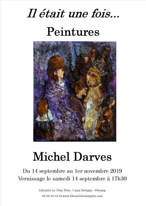 Affiche Michel Darves